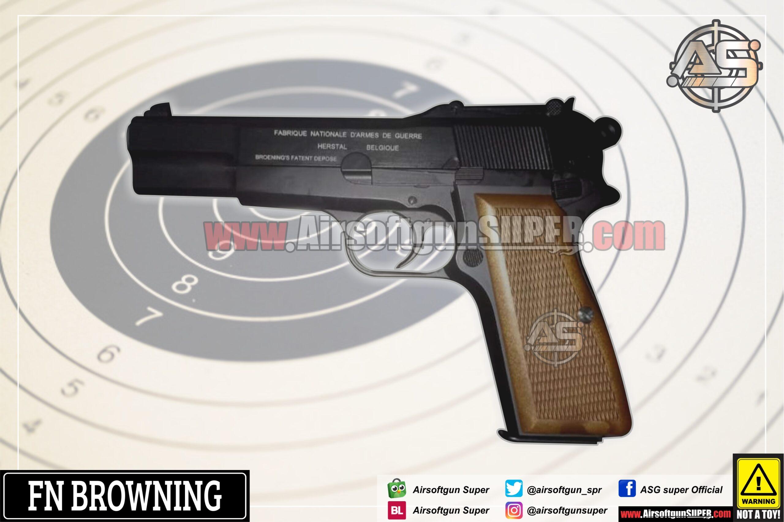 Fn Browning Airsoft Gun Asgsuper
